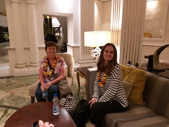 The Claridges Hotel: My Guests at the Claridges