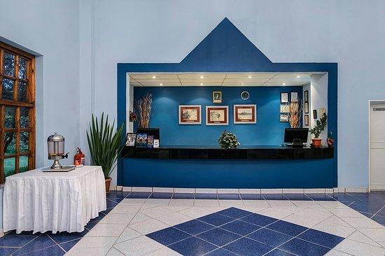 Chingola, แซมเบีย: Lobby