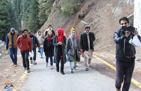Nathia Gali, Pakistan: Mukshpuri trek 1.0