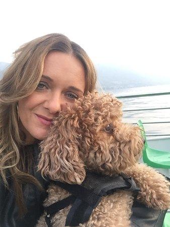 Lake Iseo, Italy: Io e Romeo ❤️