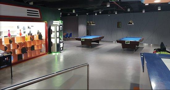 Billiard Tables available