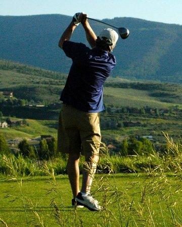 Texas Gulf Coast, TX: Golf playing