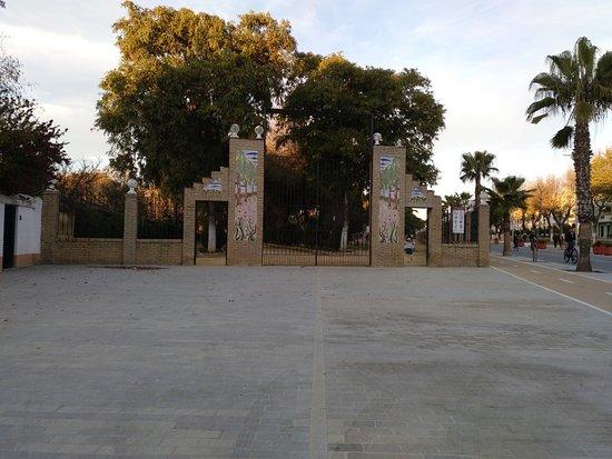 Utrera, Spain: Entrada Parque