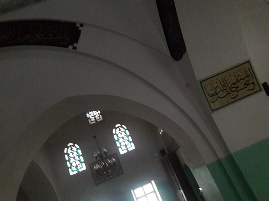 Ishakpasa Camii ve Kulliyesi