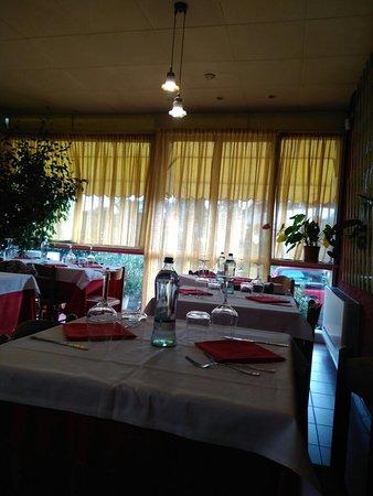 Borgo a Buggiano, Włochy: Ristorante La Fiamma
