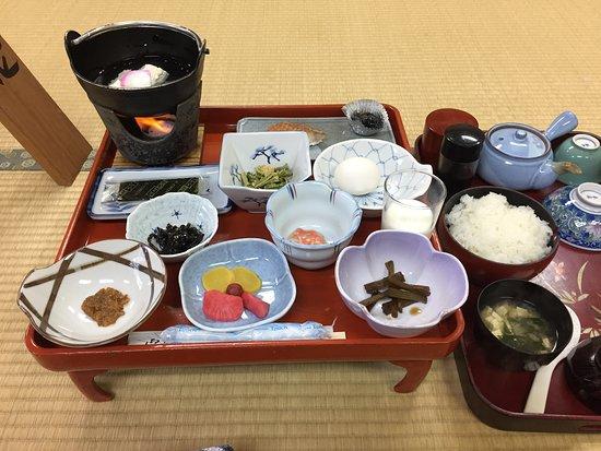 Matsumoto: Breakfast