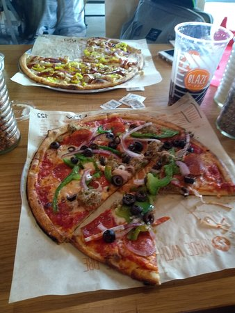Blaze Pizza....What you came here for.....
