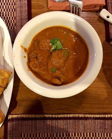 Authentic Indian flavor