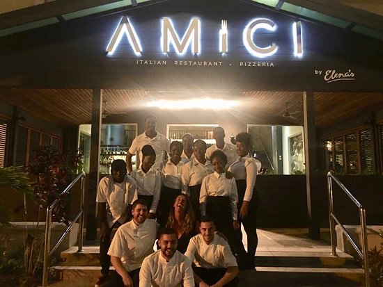 Review Of Amici Italian Restaurant