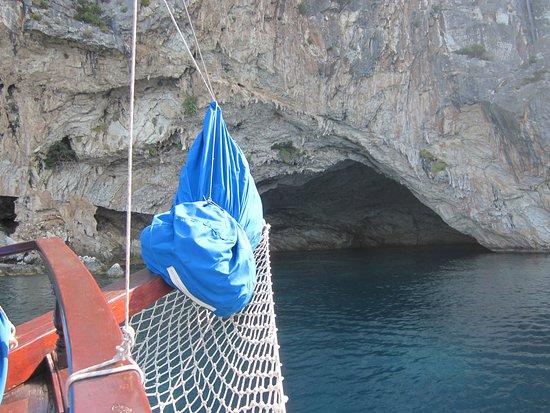 Lefkada, Greece: Lefkas boat trip.