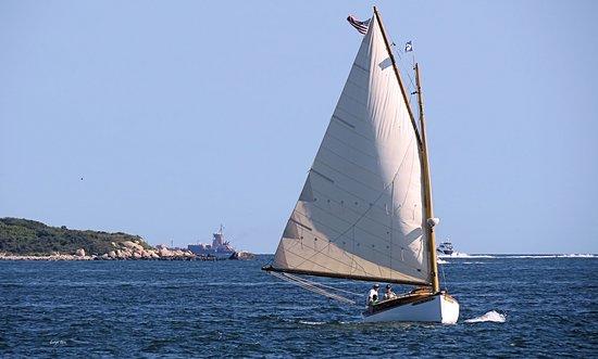 Sail Trim Again