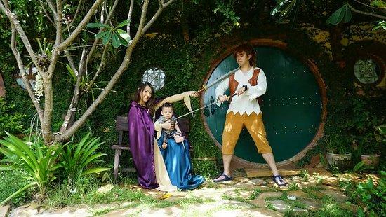 Sikhio, Thailand: Hobbit House