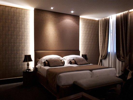 Handy location, cozy hotel