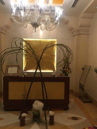 Great decor but insipid cuisine