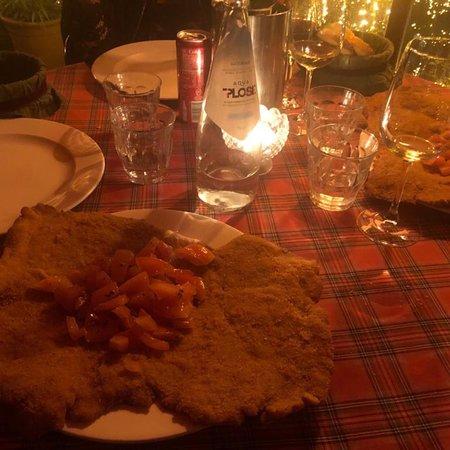 Una cena perfetta