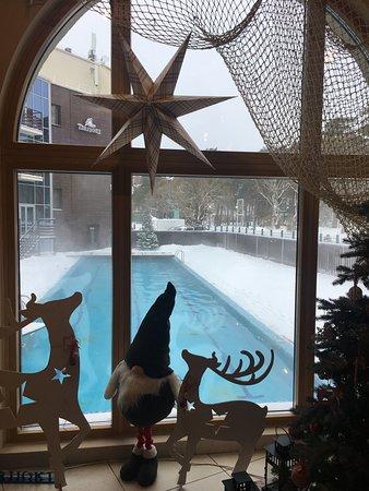 Наш рождественский отдых в Терийоки