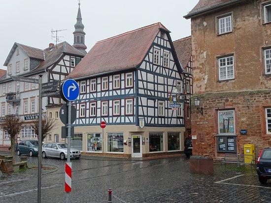 Budingen, ألمانيا: Tourist-Information Büdingen