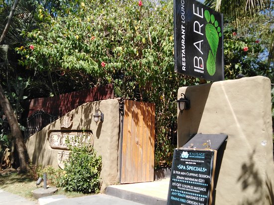 Kalisage Day Spa & Oxygen Bar: Relocated in the beautiful boutique hotel Luamey
