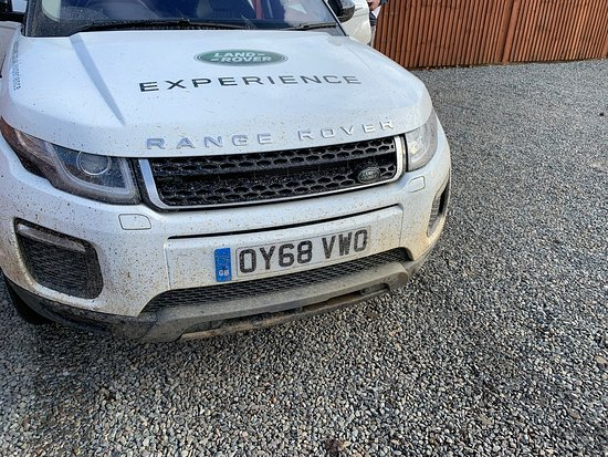 Land Rover Experience: New vehicles