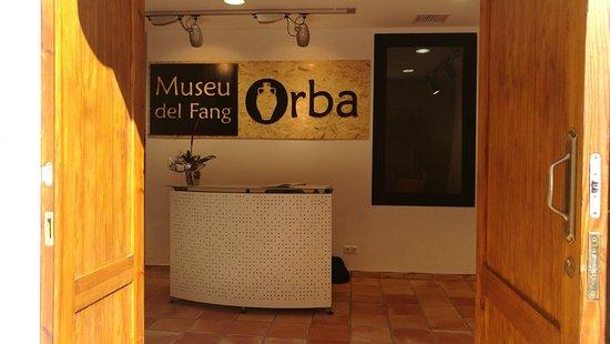 Museu del Fang d'Orba