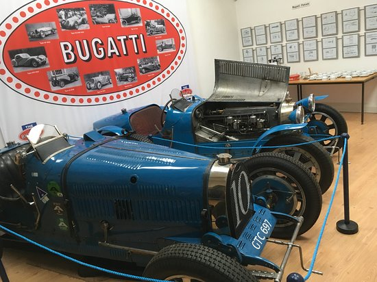 Bugatti Trust Visitor Center