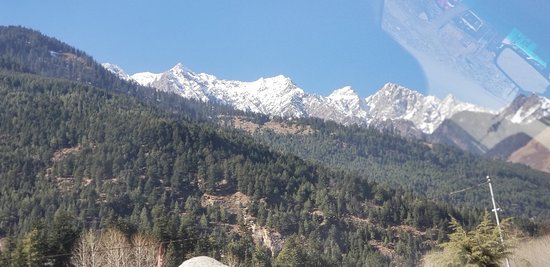 Manali Tourism Area
