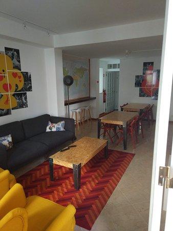 Good hostel near Torre de Belém