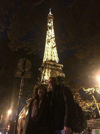 Tour Eiffel/Invalides: Tour Eiffel