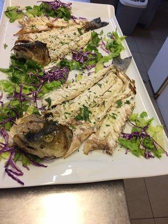 Villastasa fish restaurant