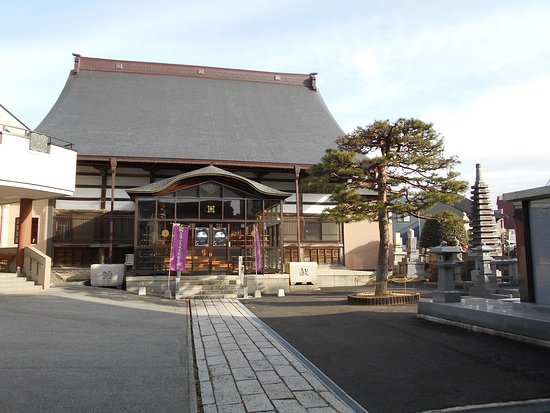 Shinjo-ji Temple