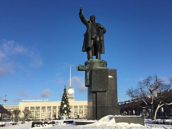 Finlyandskiy Railway Station