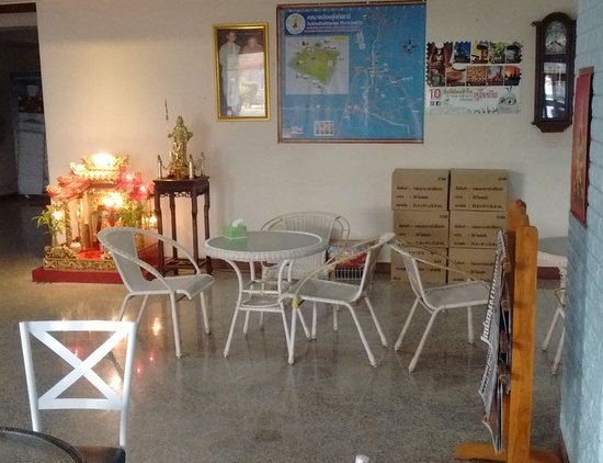 Amorn Sukhothai Hotel: 30 janvier 2019 / Superbe salle à manger