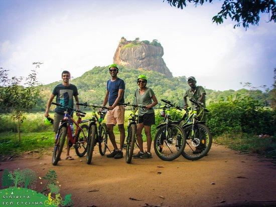 Sigiriya Eco Cycling