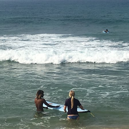 Great surfing experience