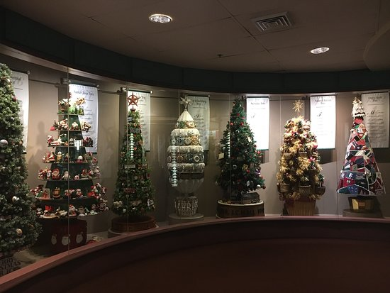 Founder's Christmas trees
