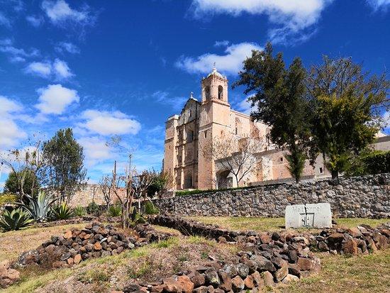 Ex-Convento de Santo Domingo de Yanhuitlán
