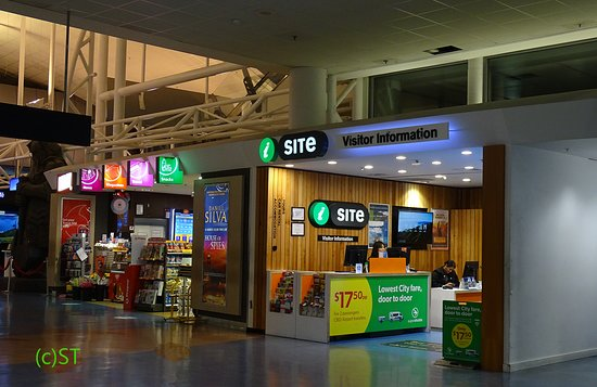 Auckland i-SITE Visitor Information Centre