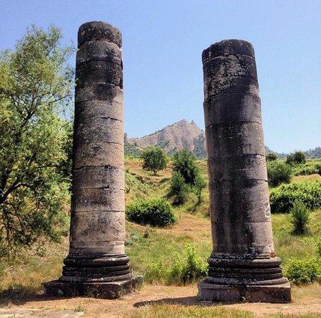 Salihli, ตุรกี: Sardis Antik Kenti
