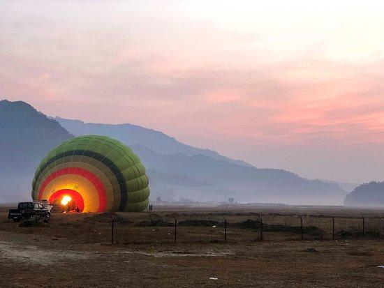 Balloon Nepal