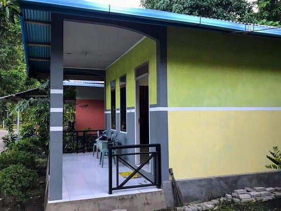Tangkoko Lodge: Cottage/room