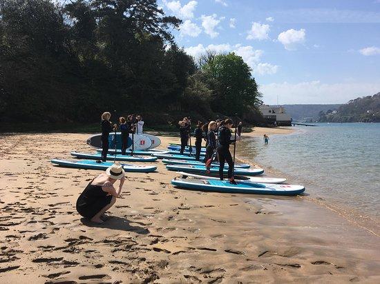 Salcombe Paddleboarding