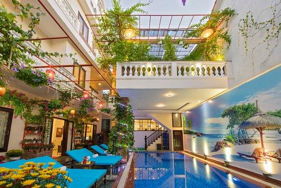 Pham Gia Boutique Villa, hoteles en Hoi An