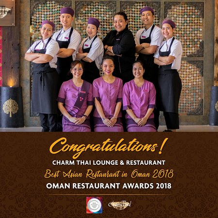 Charm Thai Lounge & Restaurant