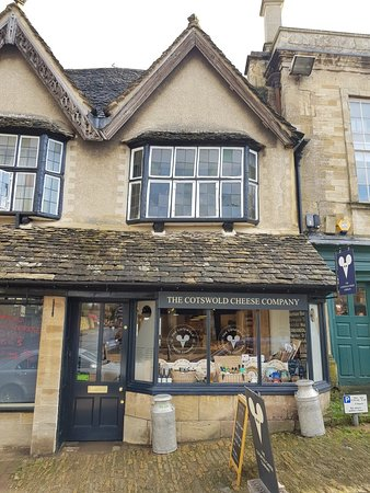 The Cotswold Cheese