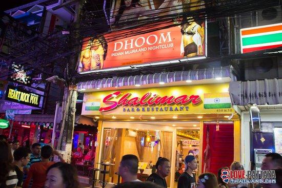 Dhoom Mujra and Nightclub