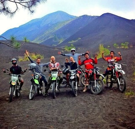 Santai Tours Dirt Bike Bali