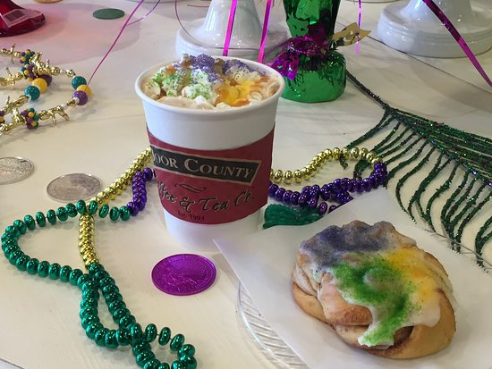 Wiggins, MS: A favorite among our customers during Mardi Gras.