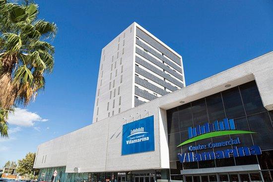 Centre Comercial Vilamarina: Centro Comercial y de ocio.