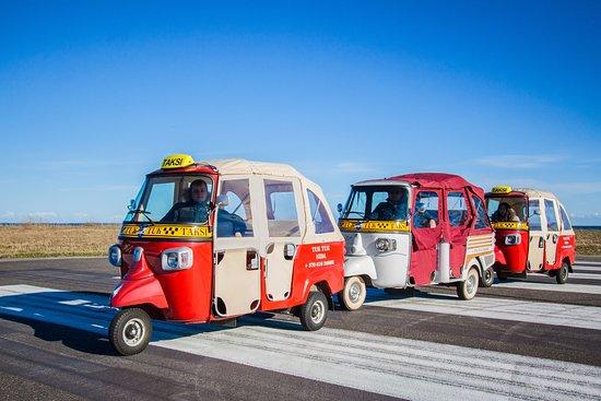Tuk Tuk Nida Taxi