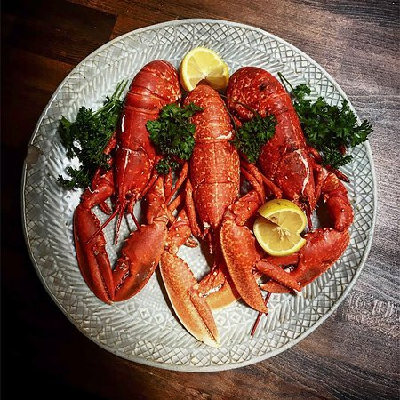 Lobsters anyone? These are always hugely popular when on our special menu. We source our seafood from Kingfishers in Brixham, Devon.